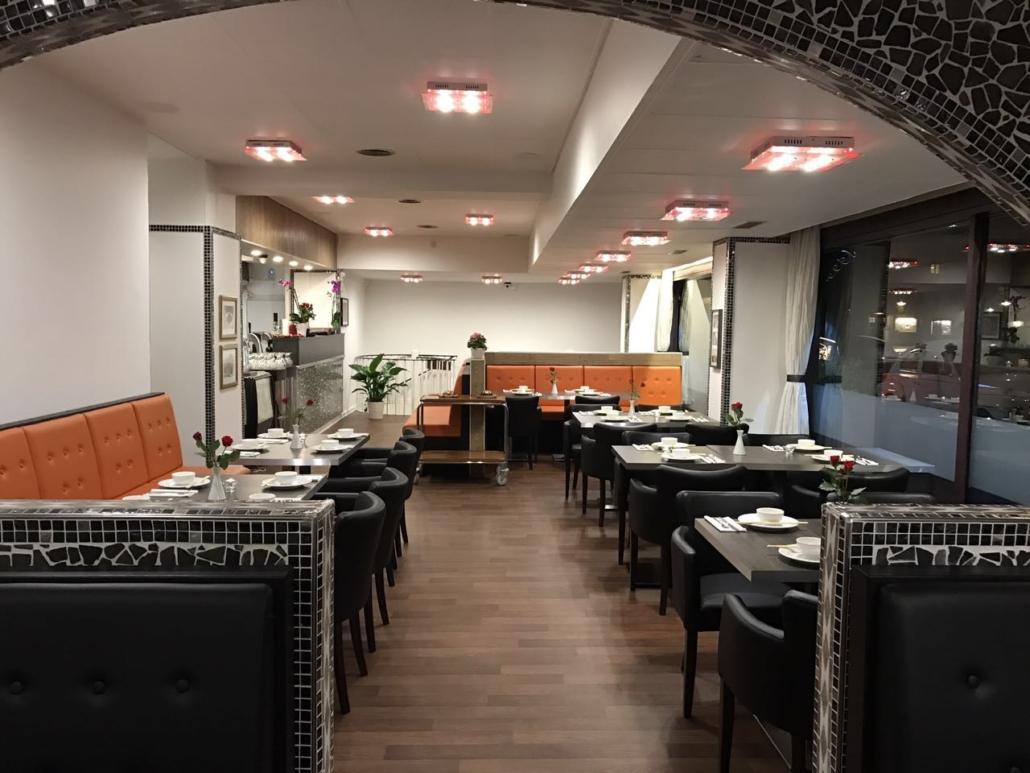 frederiksberg have restaurant selskabslokaler