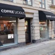 Kaffebar til salg