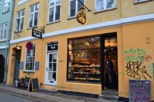 Bageri og cafe til salg