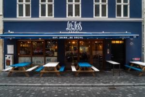 Restaurant og Cocktailbar i København